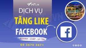 dịch vụ tăng like facebook tại bmt daklak